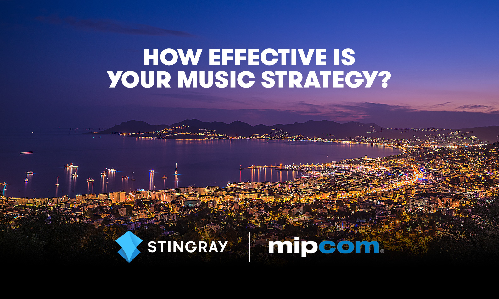 Meet Stingray at MIPCOM 2017