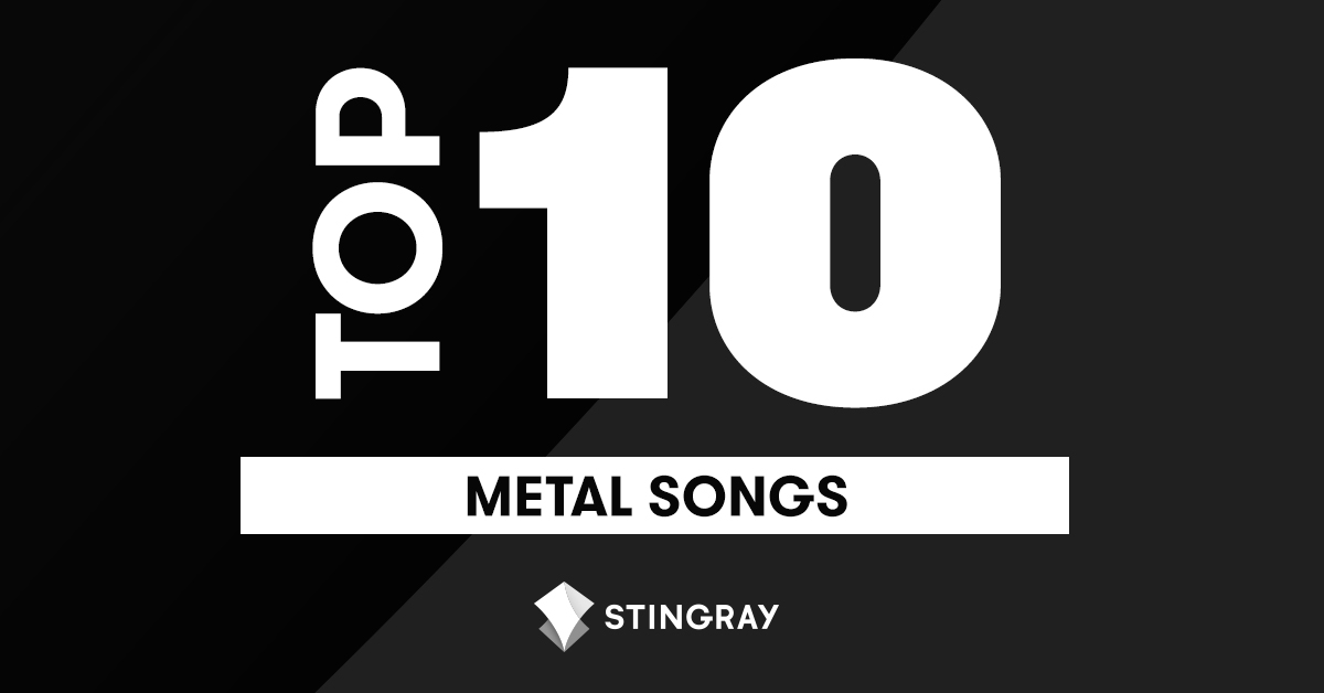 Top 10 | Heavy Metal Songs