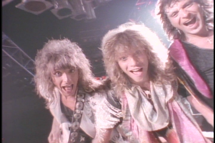 Hair Metal Madness: Back to the '80s