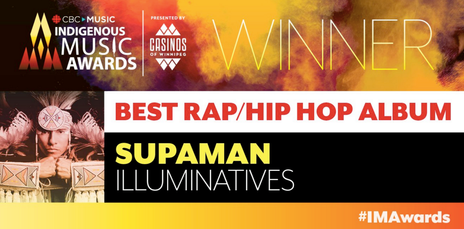 And the 2018 Indigenous Music Awards Winners Are …   Digital
