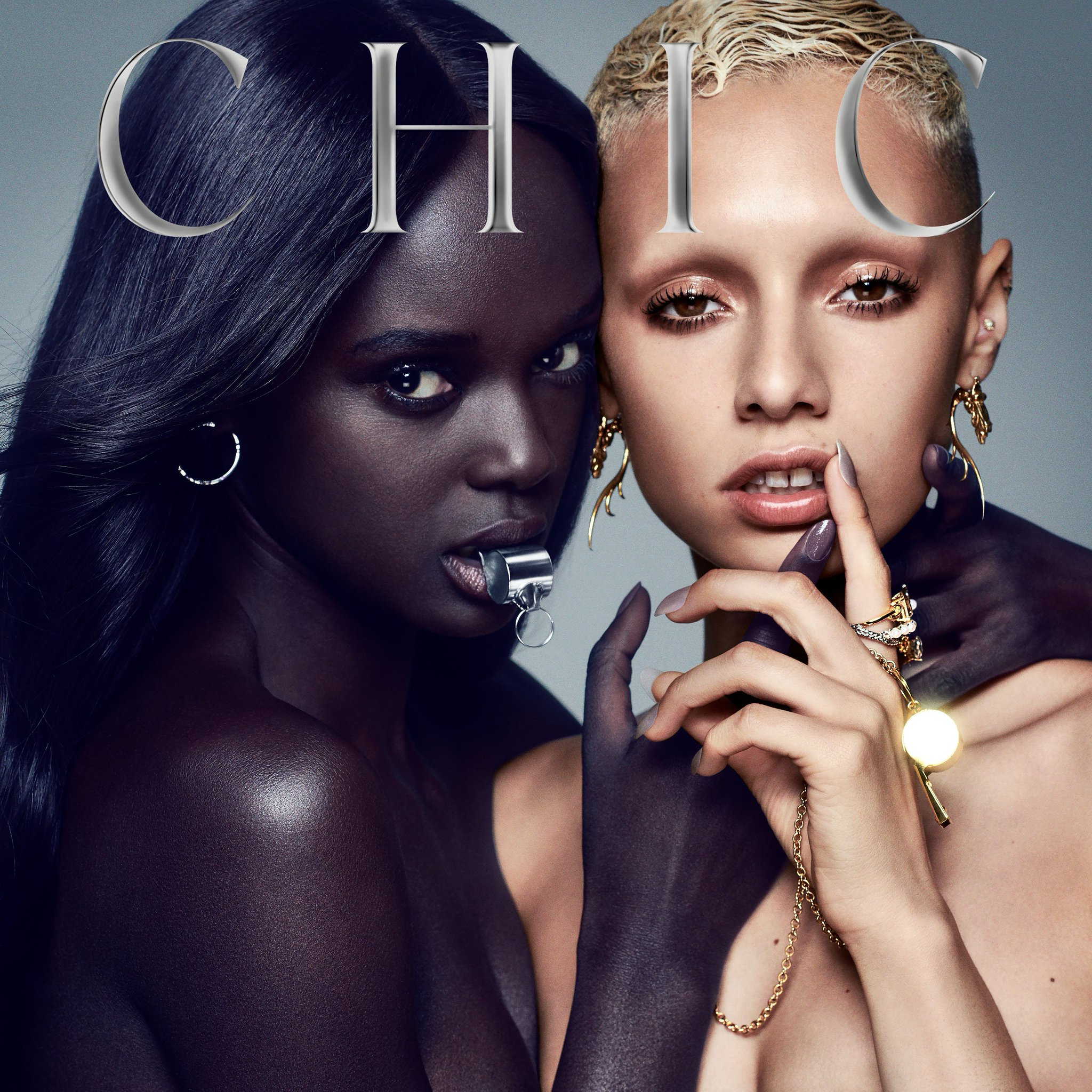 Chic - It's About Time Album Cover