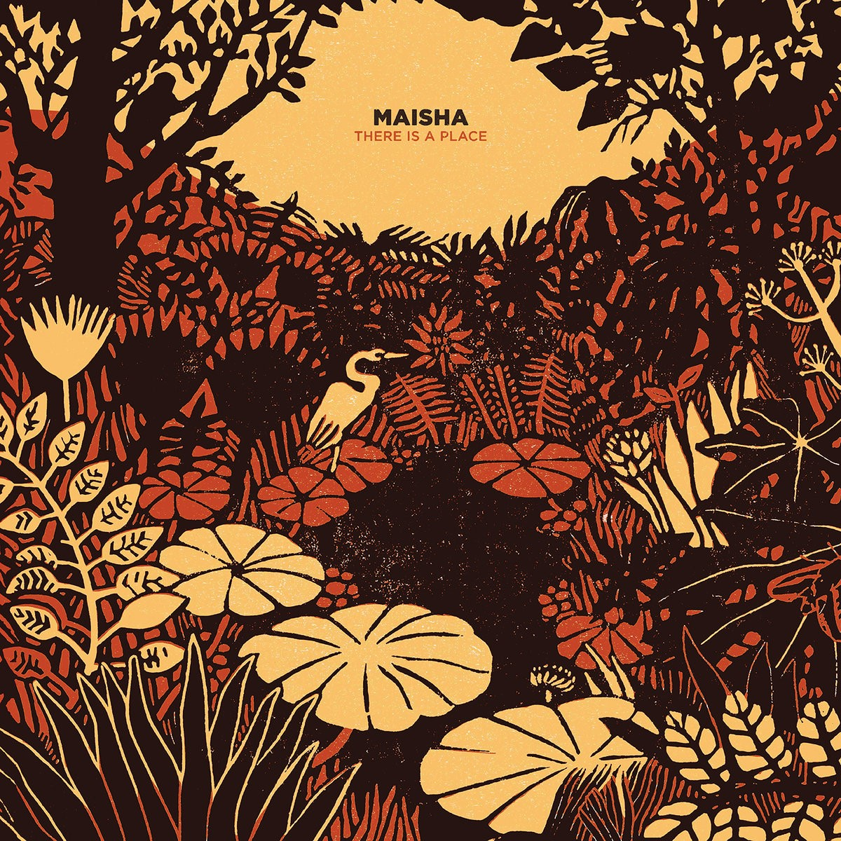 Maisha - There Is A Place Album cover
