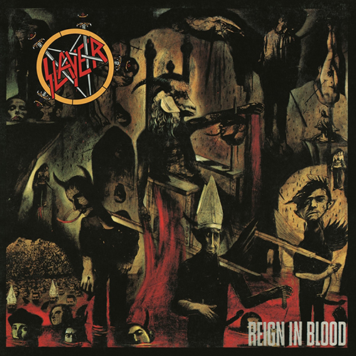reign in blood slayer