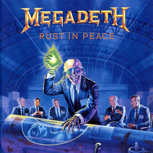 Rust in peace Megadeth